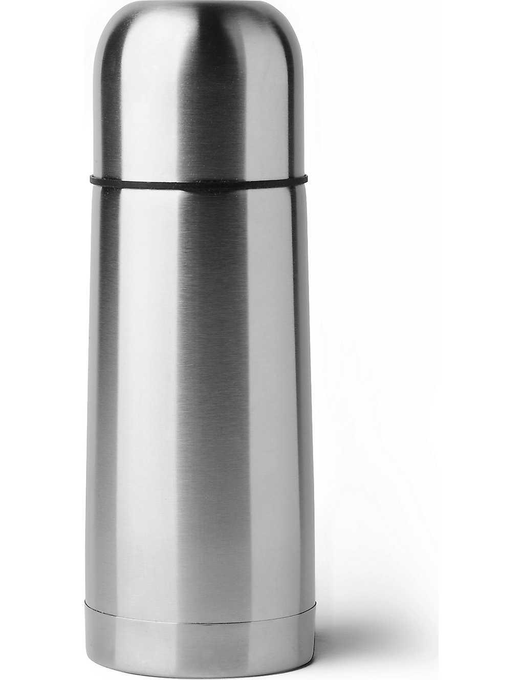 Unbreakable. Drinks//Tea//Coffee MASTERCLASS Stainless Steel 300ml Vacuum Flask