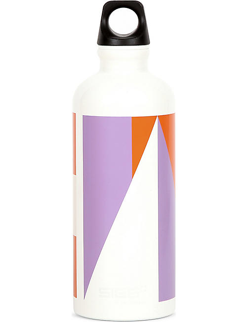 SELFRIDGES SIGG M2Malletier aluminium water bottle 600ml