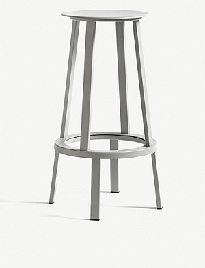 HAY Revolver steel bar stool 48.5cm