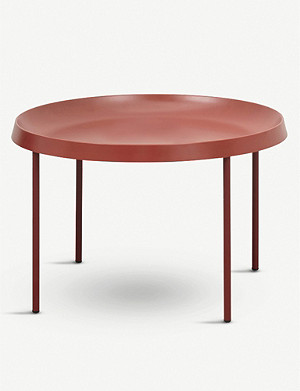 HAY Tulou coated steel coffee table