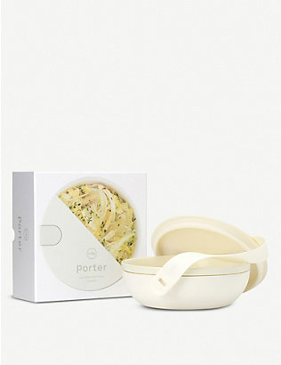 W&P DESIGN: The Porter ceramic portable lunch bowl