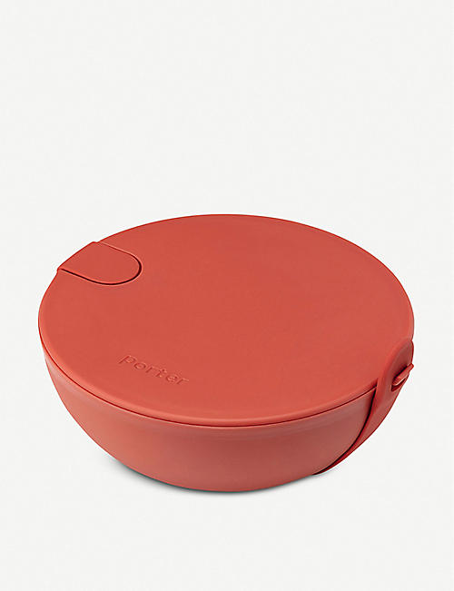 W&P DESIGN The Porter plastic portable lunch bowl