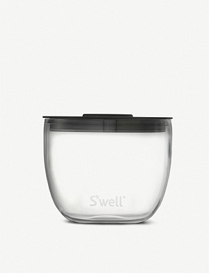 SWELL Eats plastic food prep bowls 397ml set of four
