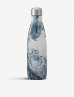 SWELL Blue granite water bottle 710ml