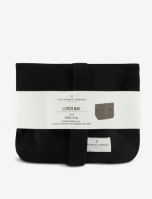 THE ORGANIC COMPANY Organic cotton lunch bag