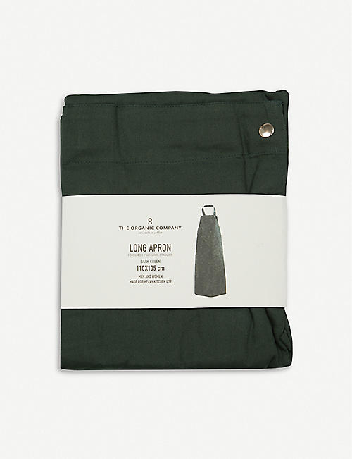 THE ORGANIC COMPANY: Wrap cotton apron