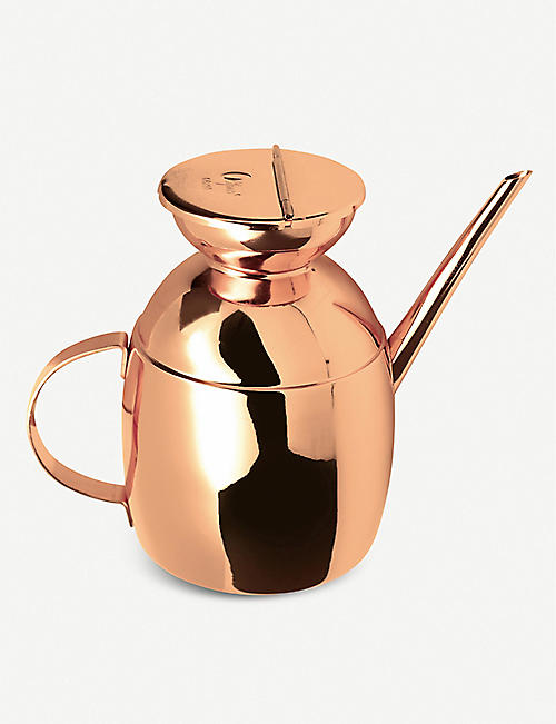 OLIPAC: Tosca copper-plated oil cruet 700ml