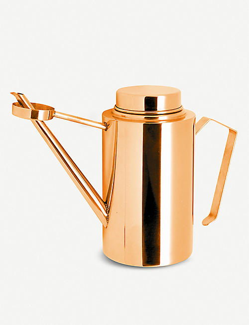 OLIPAC Drop-safe copper-plated stainless steel oil cruet 400ml