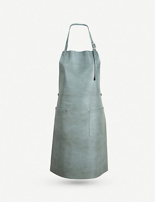 BRICKWALLS AND BARRICADES The Identity leather apron