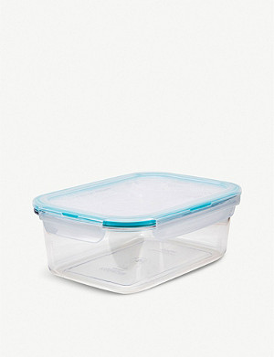 LOCK N LOCK Rectangular 1.2ltr plastic lunchbox