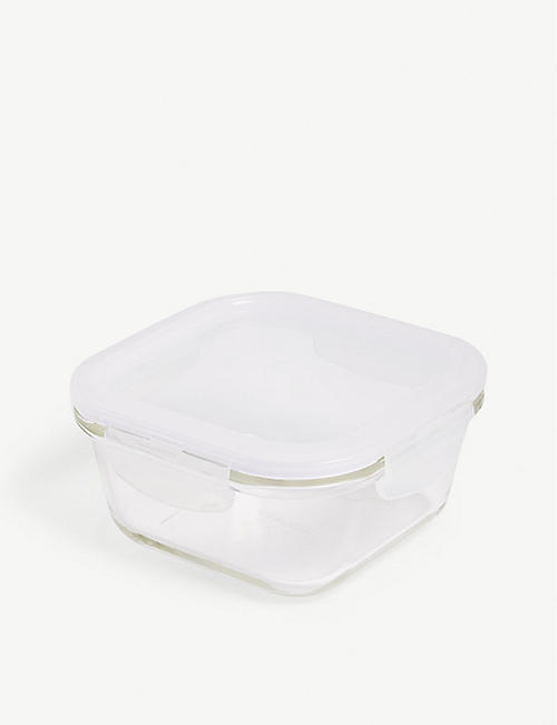 LOCK N LOCK Oven Glass dish square 500ml
