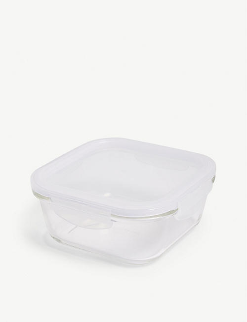 LOCK N LOCK Oven Glass dish square 750ml