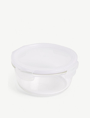 LOCK N LOCK Oven Glass dish circular 650ml