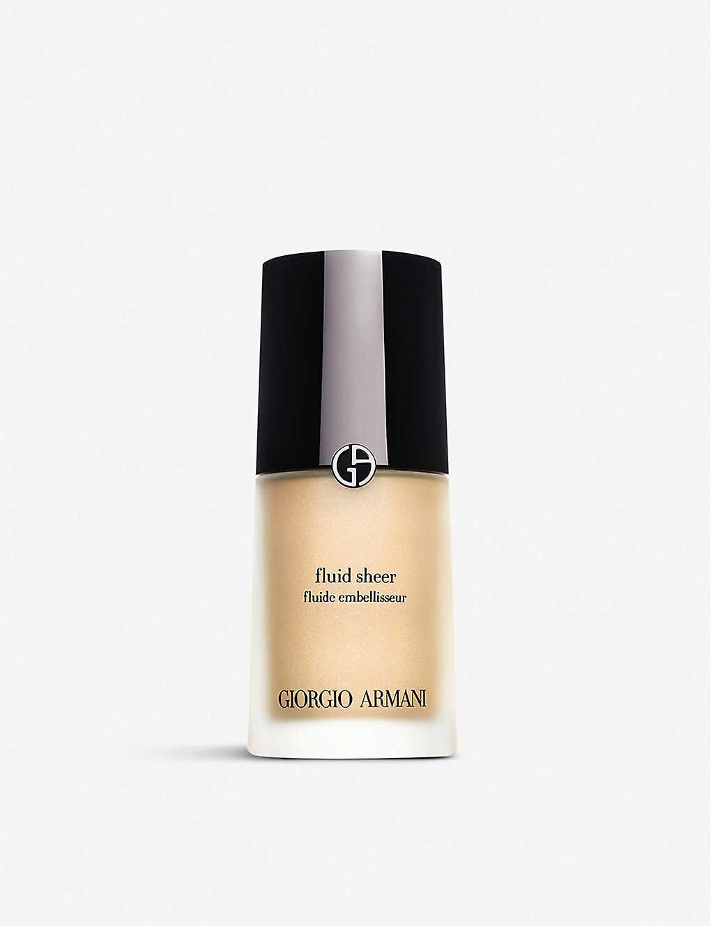 1dd00a3aa GIORGIO ARMANI - Fluid Sheer Skin Illuminator