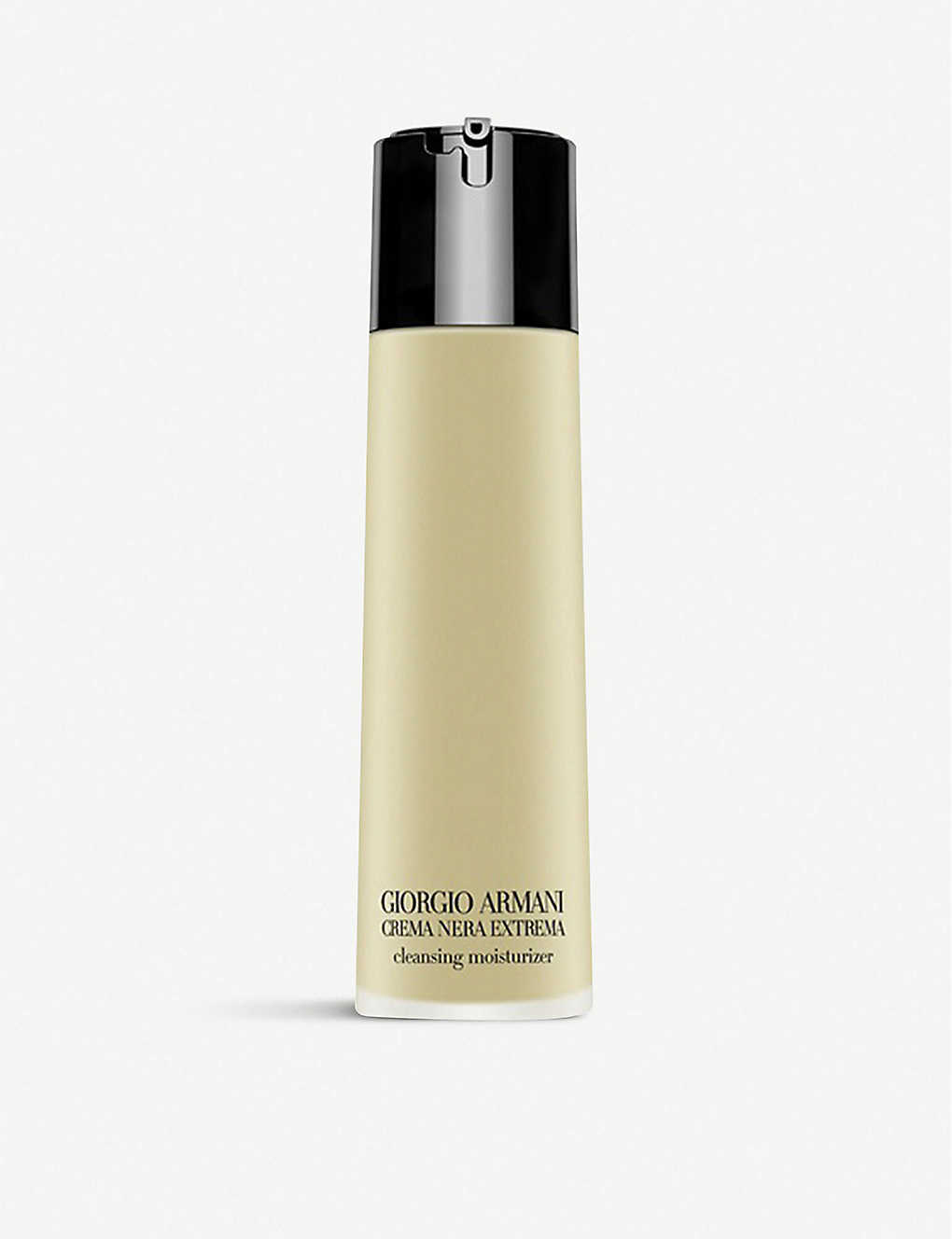 GIORGIO ARMANI: Crema Nera Extrema gel in oil cleanser 150ml
