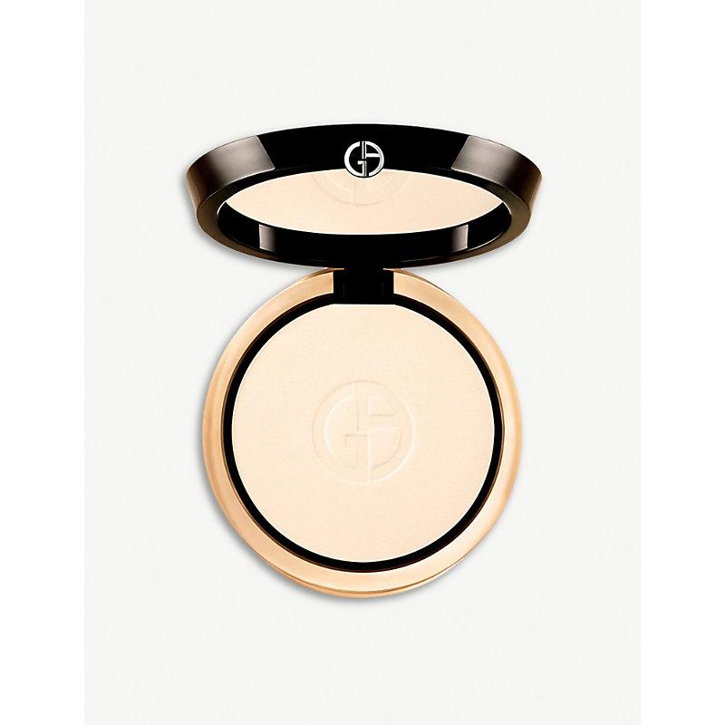 GIORGIO ARMANI | Giorgio Armani Luminous Silk Powder- Refill, Women'S, 0 | Goxip