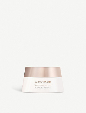GIORGIO ARMANI Armani Prima glow-on moisturising cream 50ml