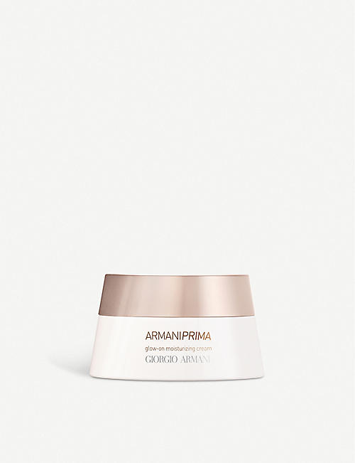 GIORGIO ARMANI: Armani Prima glow-on moisturising cream 50ml