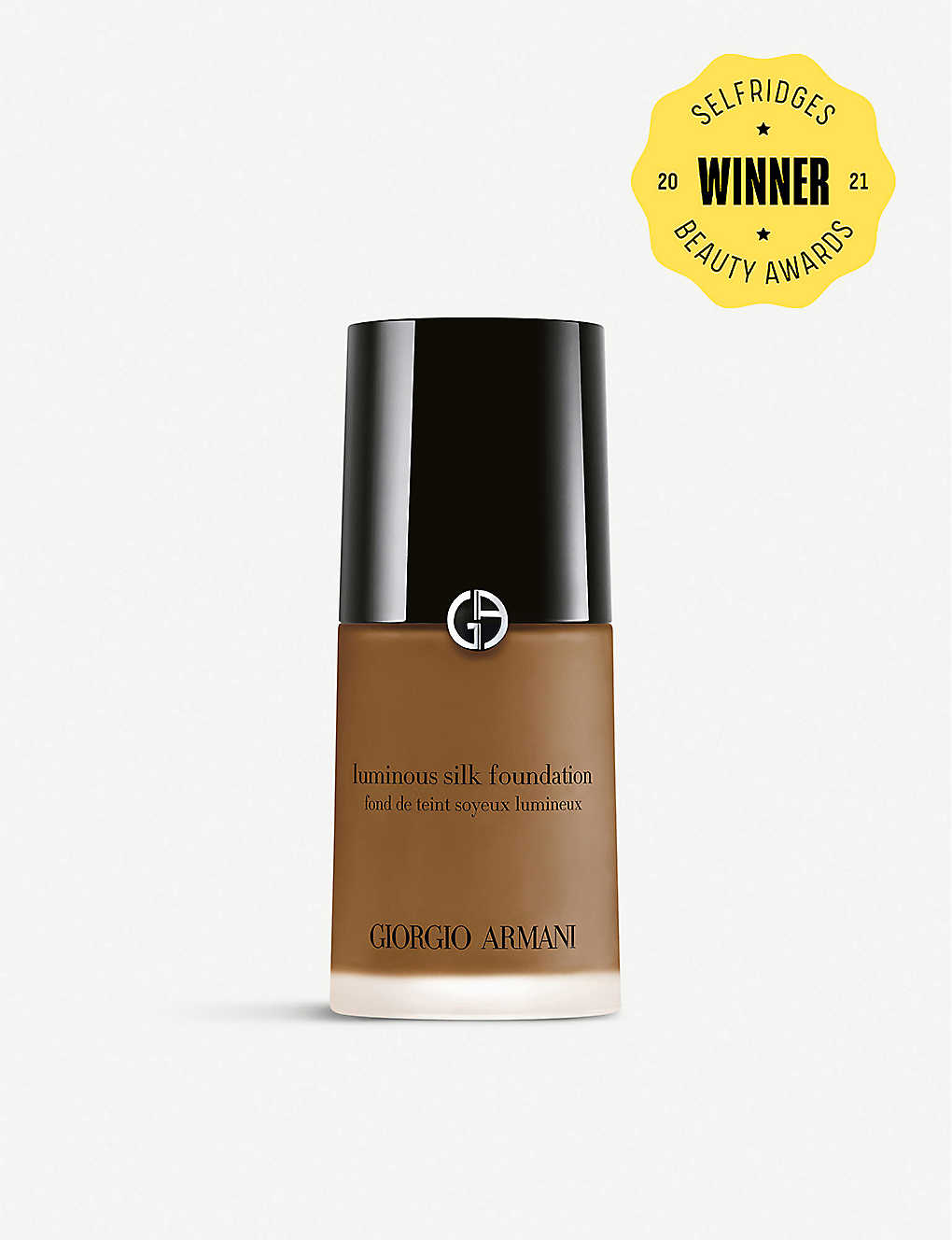 GIORGIO ARMANI: Luminous Silk foundation 30ml