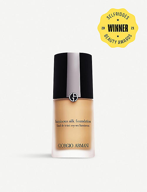 863b5fc6e8 GIORGIO ARMANI Luminous Silk foundation 30ml