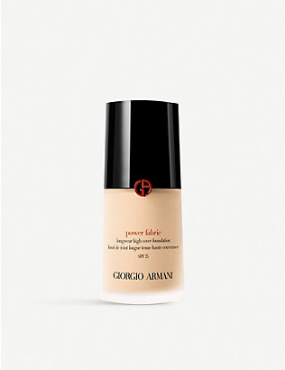 GIORGIO ARMANI: Power Fabric Foundation