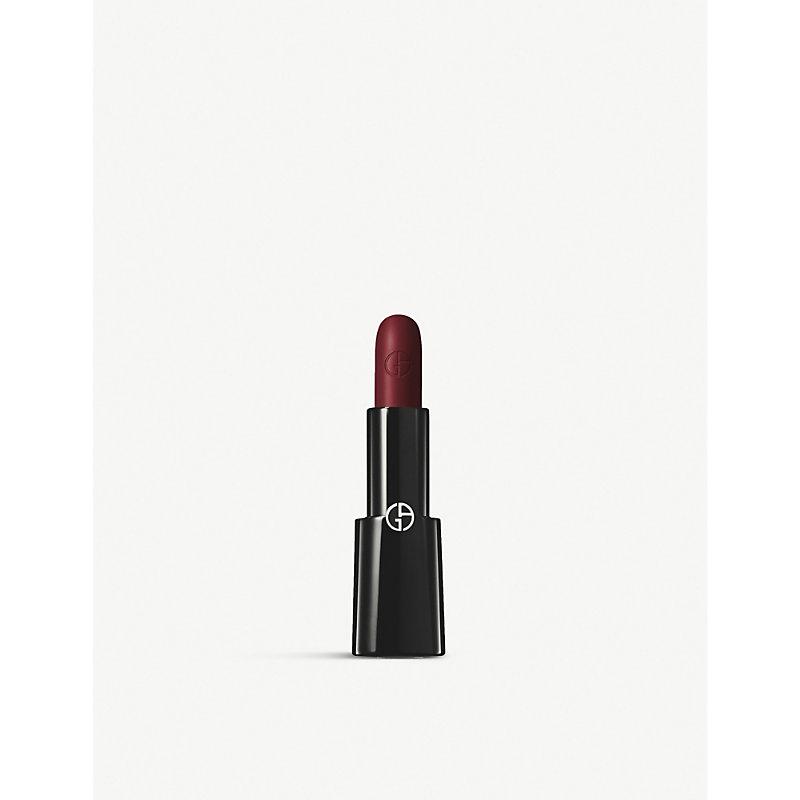 GIORGIO ARMANI | Giorgio Armani Rouge D'Armani Lipstick, Women'S, 404 | Goxip