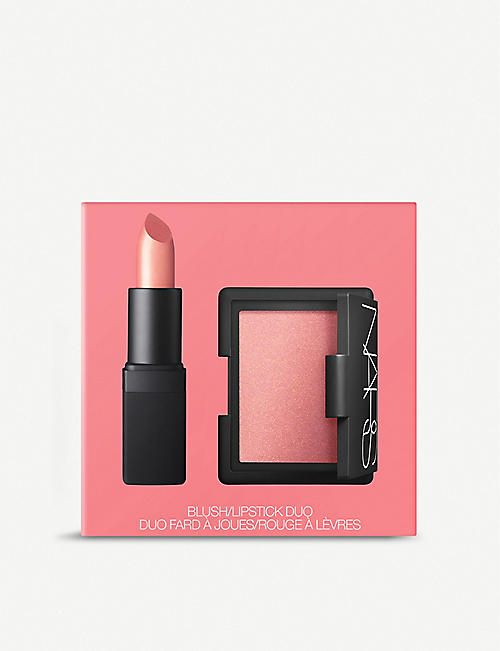 NARS Mini Orgasm blush and lipstick set