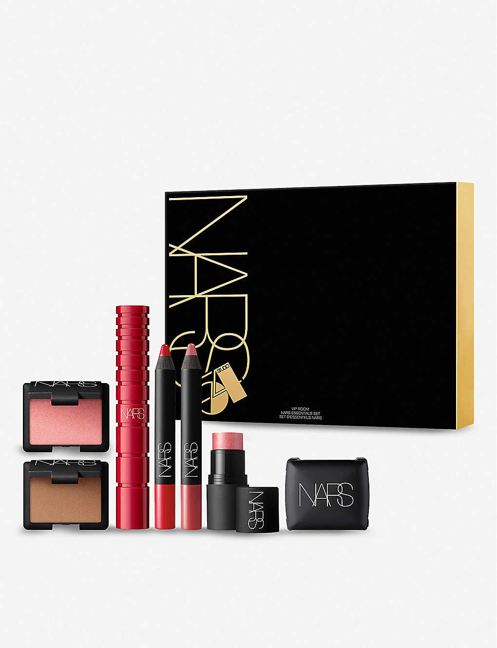 VIP Room Essentials gift set