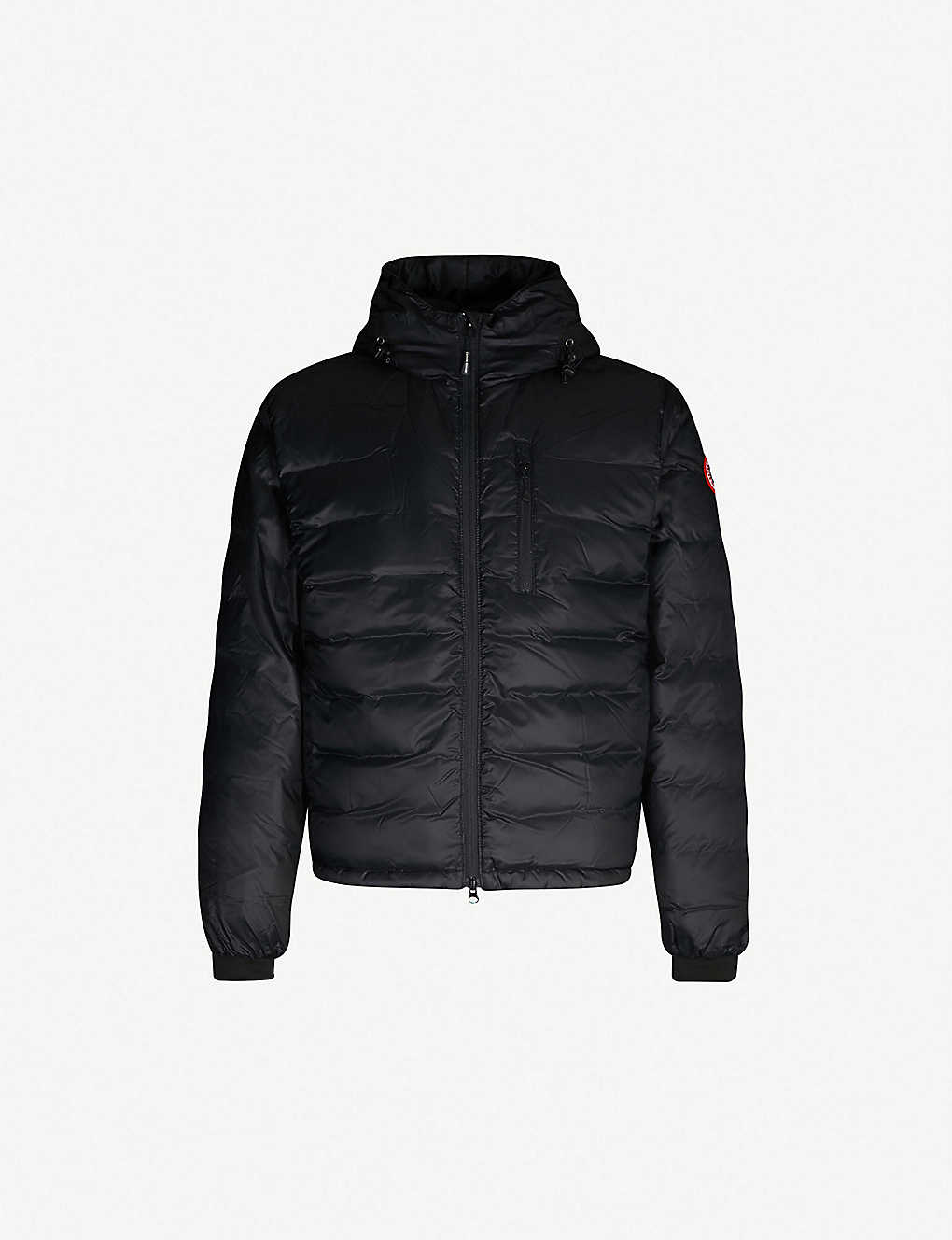 5930593657e CANADA GOOSE - Lodge quilted shell jacket | Selfridges.com