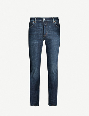 CLOSED Unity slim-fit stretch-denim jeans