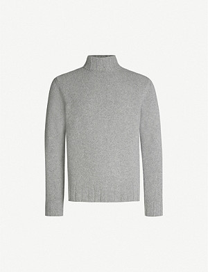 CLOSED Turtleneck wool jumper