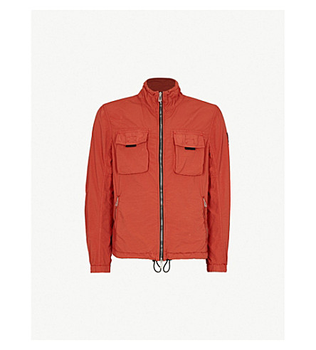 48e922891698 ... BELSTAFF Pendeen shell jacket (Bright+tamarind. PreviousNext