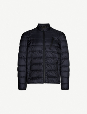 BELSTAFF Ranworth padded shell-down jacket
