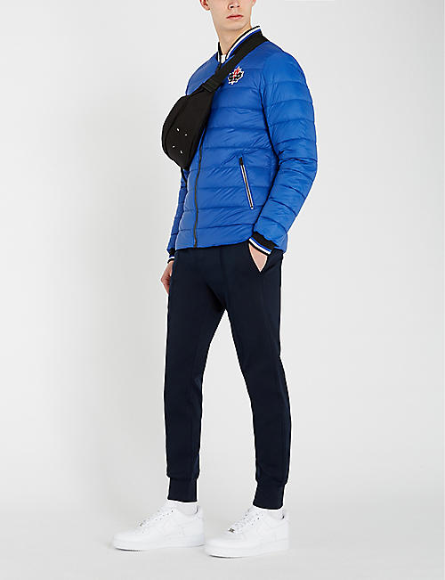 MOOSE KNUCKLES Beaugrand padded shell jacket