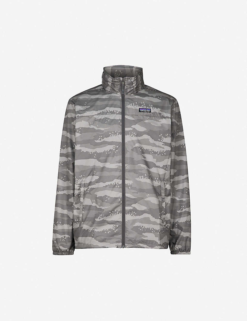 c5e1a779e041e PATAGONIA - Light & Variable camouflage-print shell jacket | Selfridges.com