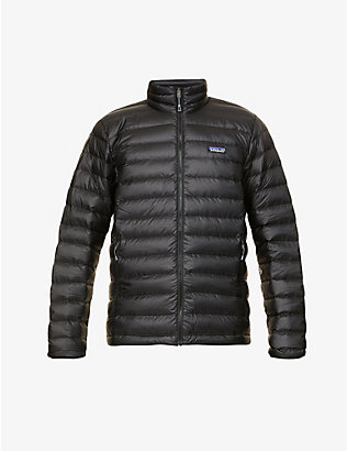 PATAGONIA: Padded recycled shell-down jacket