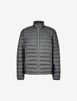 PATAGONIA Padded recycled shell-down jacket