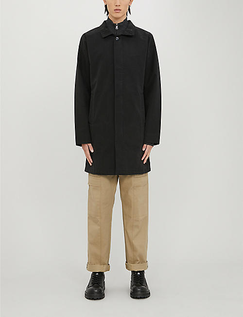 49 WINTERS The Mac cotton-blend jacket