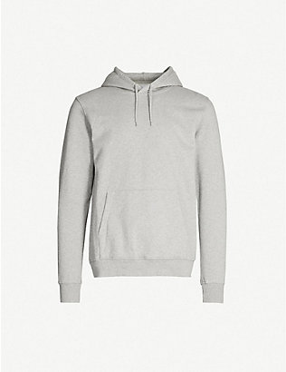 COLORFUL STANDARD: Organic cotton-jersey hoody