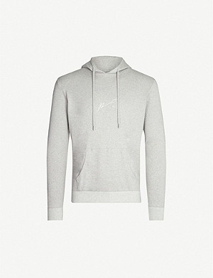PREVU Core cotton-jersey hoody