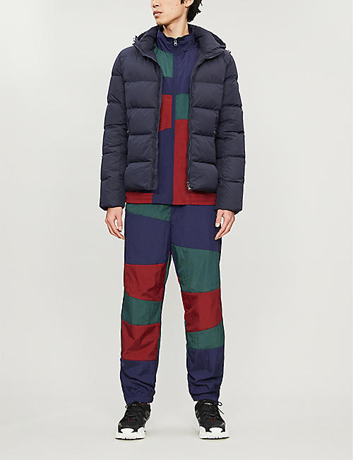 PYRENEX Spoutnic quilted shell-down hooded jacket