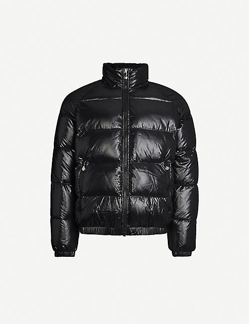 PYRENEX Vintage Mythic quilted shell-down jacket