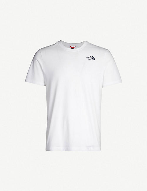 THE NORTH FACE Redbox Celebration cotton-jersey T-shirt 31ccccf51