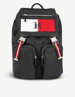 2172992d TOMMY HILFIGER - Tommy x Lewis Hamilton rucksack | Selfridges.com
