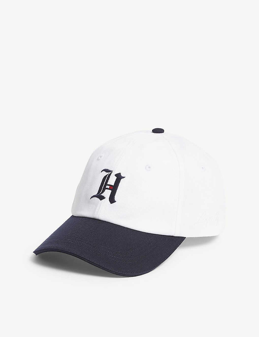 896776ef0cc TOMMY HILFIGER - Lewis Hamilton cotton strapback cap