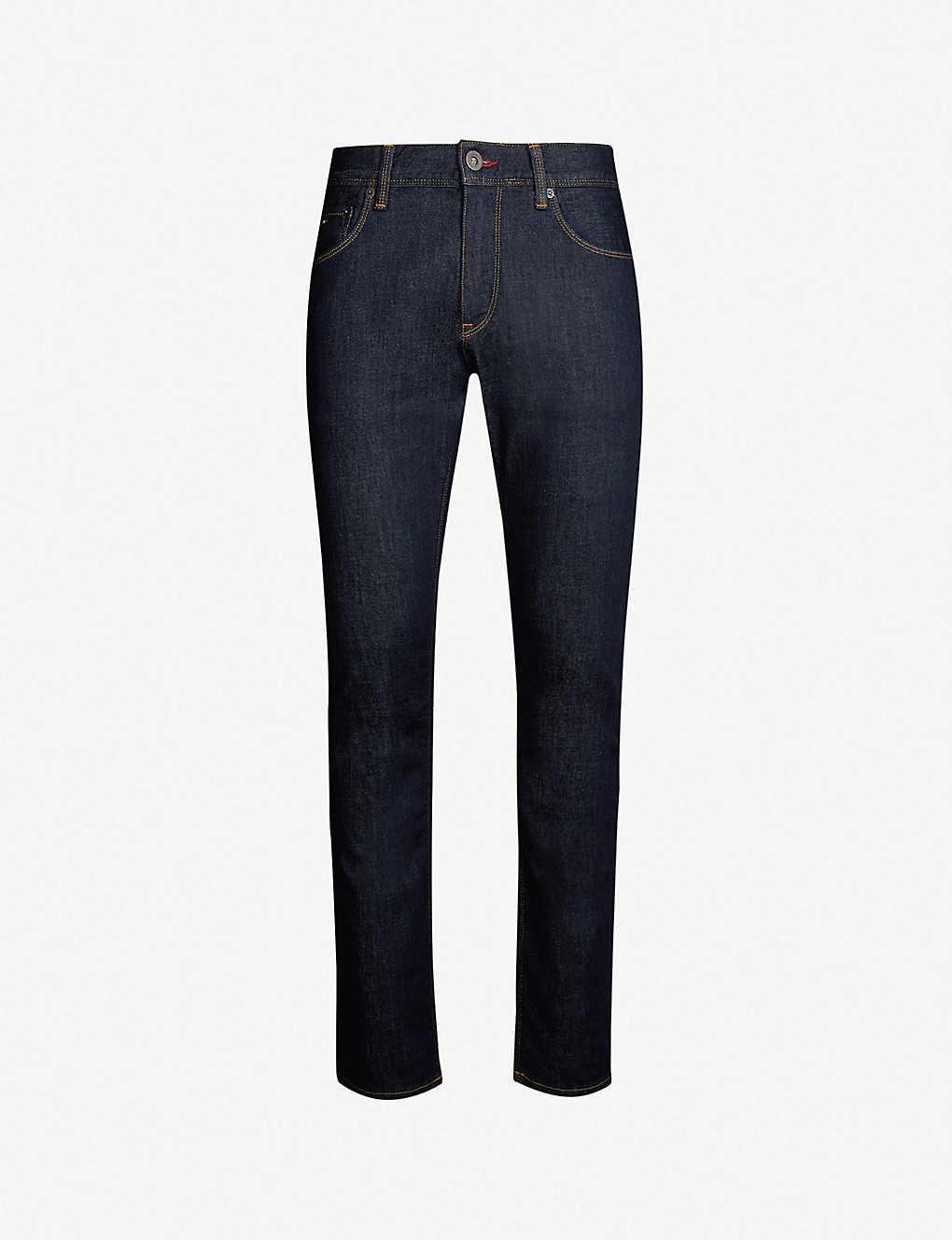 336c6234 TOMMY HILFIGER - Bleecker slim-fit stretch-denim jeans | Selfridges.com
