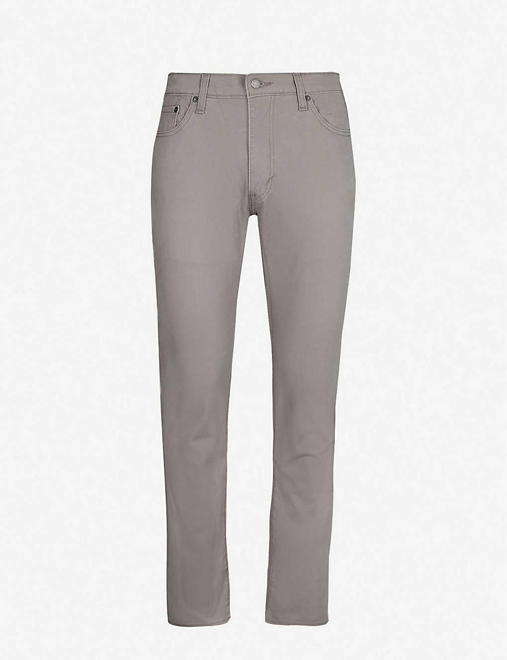842851aee5c LEVIS - 511 slim-fit tapered jeans | Selfridges.com