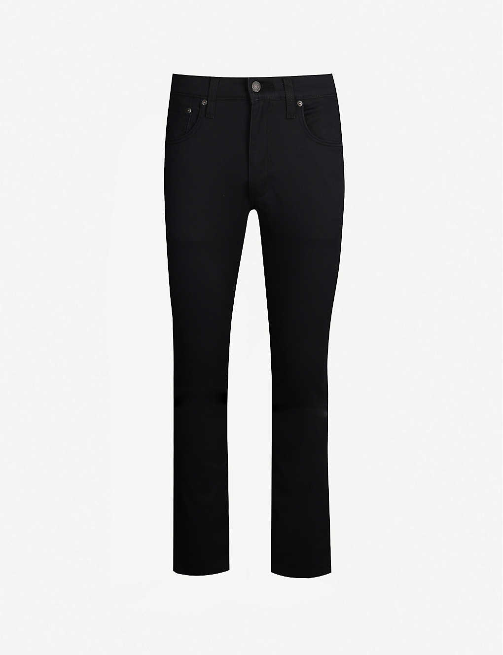 70e4cef0668 512 slim-fit tapered jeans - Caviar sorbtek wt b ...