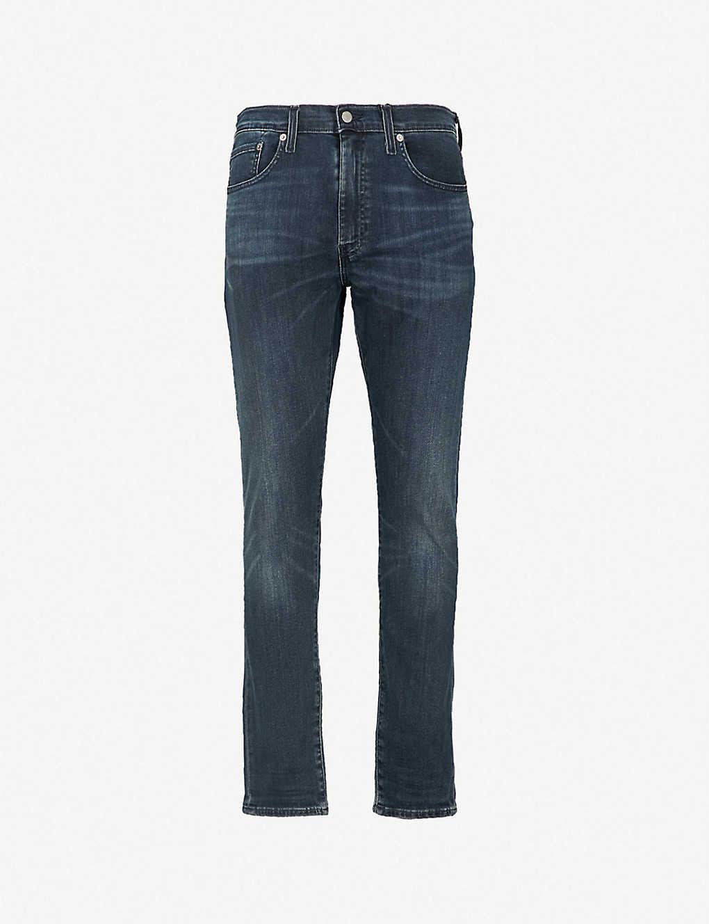 b6d2f23b23e LEVI'S - 512 slim-fit tapered jeans | Selfridges.com