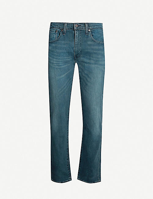 6acdc4c2f7c LEVIS 502 regular-fit tapered jeans
